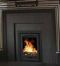 Cast Tec Trajan 5 DEFRA Approved Wood Burning