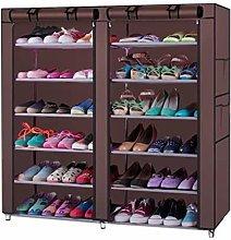 CASTAIN Shoe Cabinet Shoe Storage Organizer Rack