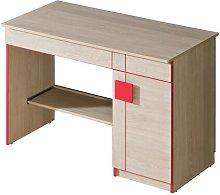 Castro 110cm W Writing Desk Isabelle & Max Colour:
