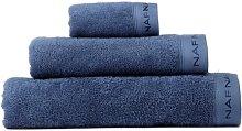 Casual 3 Piece Towel Set NAF NAF Colour: Navy