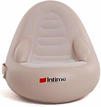 Casual Inflatable Massage Chair Flocking