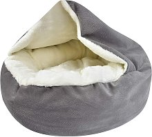 Cat Bed Comfortable Round Dog Bed Soft Pet Bed