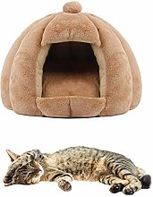 Cat Cave Puppy Bed Fluffy Cat Bed Tent Pet Bed