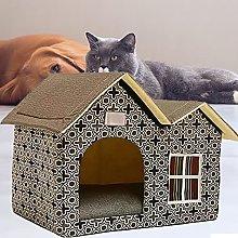 Cat House, Waterproof Anti-slip & Moisture