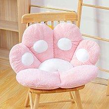 Cat Paw Shape Lazy Sofa Office Seat Cushion,Office
