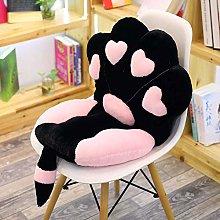 Cat Paw Shape Lazy Sofa Office Seat Cushion,Seat