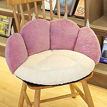 Cat Paw Shape Lazy Sofa Office Seat Cushion,
