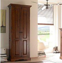 Catana 2 Door Wardrobe Massivum Colour: Brown