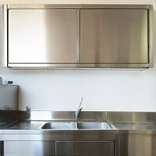 Catering Kitchen Wall Unit Cupboard & Cabinet