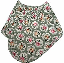 Cath Kidston double oven glove provence rose sage
