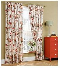 Cath Kidston Garden Rose Curtain Tieback Pair