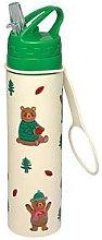 Cath Kidston Woodland Bear Foldable Water Bottle