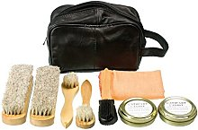 Cathcart Elliot Best Shoe Cleaning Kit in Leather