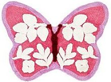 Catherine Lansfield Butterfly Rug