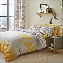 Catherine Lansfield Cityscape Bedding Set - Single