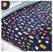 Catherine Lansfield Construction Fitted Sheet -