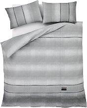 Catherine Lansfield Denim Grey Bedding Set - Double