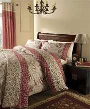 Catherine Lansfield Kashmir Cotton Bedding Set -
