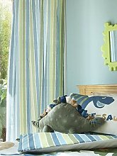 Catherine Lansfield Lined Dinosaur Curtains