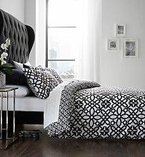 Catherine Lansfield Trellis Easycare Bedding Set -