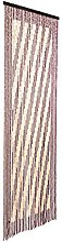 Catral 71060023Curtain Wood Lines L60, 200x