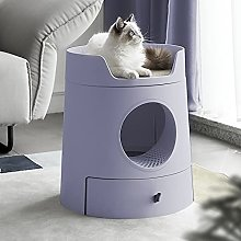 Catty Toilet Lightweight Cleaning 50 X 50 X 54Cm