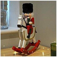 Cavalry Nutcracker Christmas Decoration