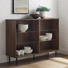 Cavender Sideboard Brayden Studio Colour: Dark