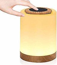 Caxmtu Color Night Light with Bluetooth Speaker,