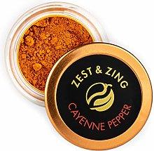 Cayenne Pepper (Ground), 20g Spice Jar - Premium