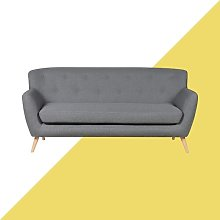 Caylor 3 Seater Sofa Hashtag Home Upholstery