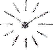 cbvdalodfej 3d diy wall clock clocks horloge watch