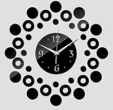 cbvdalodfej home decor wall clock acrylic