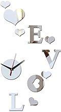 cbvdalodfej real vintage wall Quartz clock in the