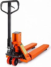 CBY-CW Pallet Truck with Scales 2500 kg 1150 mm