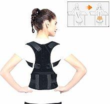 Ceinture de soutien de la colonne vertébrale CCCYT, dos correcteur de posture