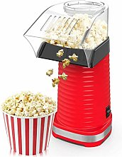 CCFFY Air Popper Popcorn Maker Electric Hot Air