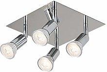 Cclight Modern Gu10 Led 12w Ceiling Light,