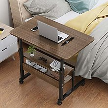 CClz Computer Desk With Shelves For Bed