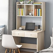 CClz Computer Desk With Storage Drawer