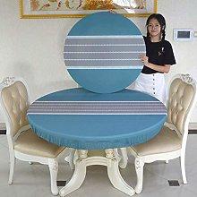 CCSU Waterproof Elastic Edged Table Cover,Vinyl