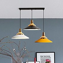 CCSUN Nordic Pendant Light, Aluminum Dining Room