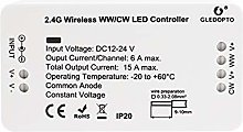 CCT WW/CW warmwhite+coldwhite Color Temperature