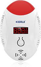 CD17W Wireless CO Gas Sensor LED Digital Display