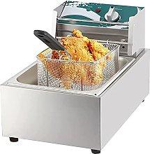 CDFCB Electric Deep Fat Fryer with Basket 10L