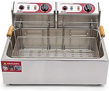 CDFCB Electric Deep Fat Fryer with Basket for