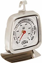 CDN EOT1 Stainless Steel Oven Thermometer