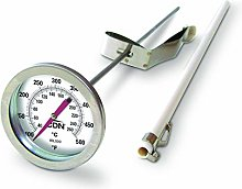 CDN Insta-Read Long Stem Fry Thermometer, 100 to