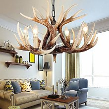 Ceakep Antler chandelier with antler ceiling