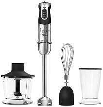 Cecotec 1000W Hand Blender with XL Foot, Extra